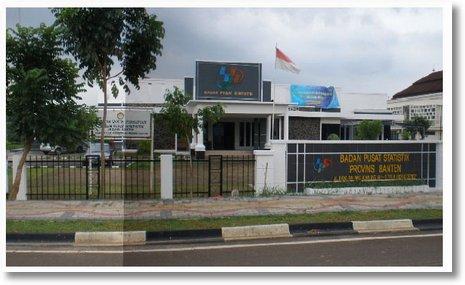 Gedung Badan Statistis KP3B