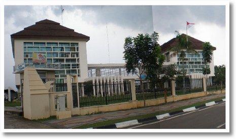 Gedung Dinas Kesehatan KP3B