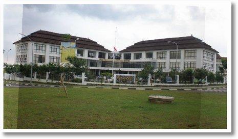 Gedung Dinas Pendidikan KP3B