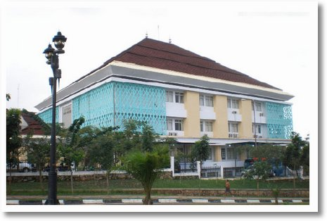 Gedung DPKAD KP3B