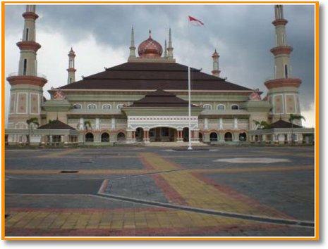 Masjid Raya Al Bantani KP3B