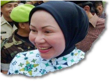 Dugaan Korupsi Ratu Gubernur Banten