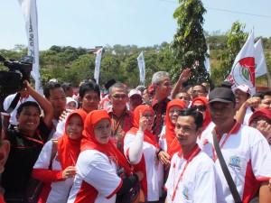 Bersama Ketua IPeKB