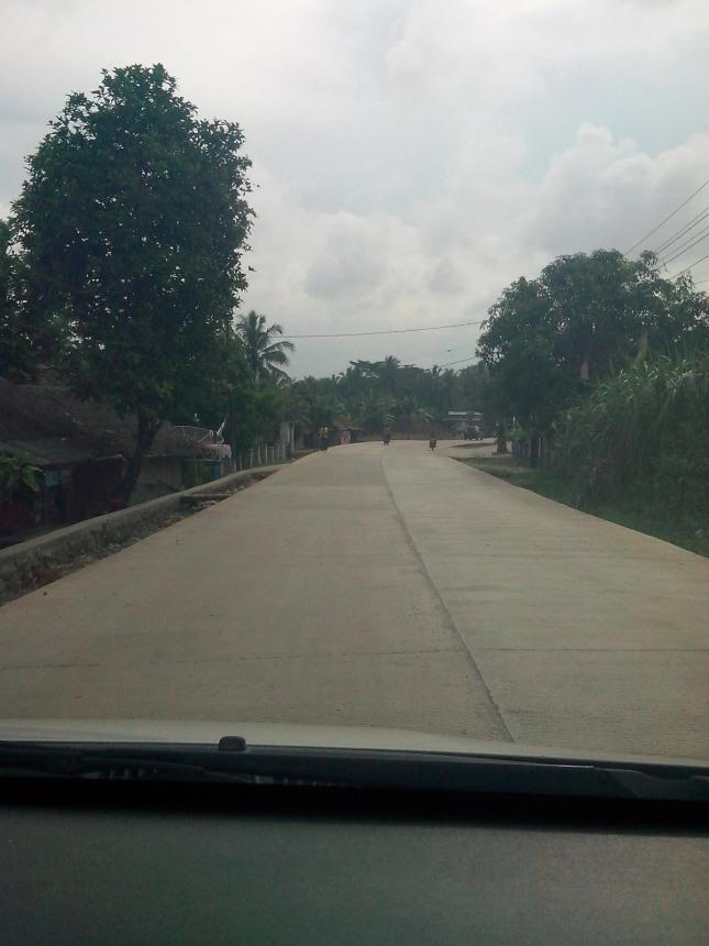 Jalan Raya Malingping
