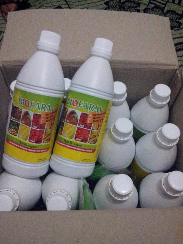 Pupuk Organik Herba Farm Malingping